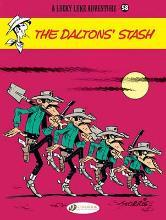 Lucky Luke: The Daltons' Stash Vol. 58