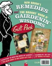 Maw Broon's Remedies and the Broons' Book O' Gairdenin' Wisdoms Gift Pack