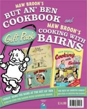 Maw Broon's But An' Ben and Maw Broon's Cooking with Bairns Giftpack