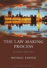 The Law-Making Process