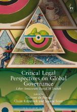 Critical Legal Perspectives on Global Governance