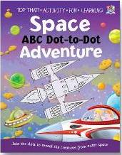 Space ABC Dot-to-dot Adventure