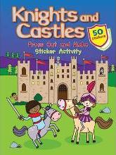 Castles & Knights Press Out and Make
