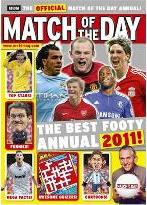 """Match of the Day"" Annual 2011"