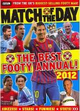 Match of the Day Annual 2012