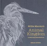 Millie Marotta's Animal Kingdom Deluxe Edition: A Colouring Book Adventure