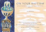 Baptism Certificates Traditional