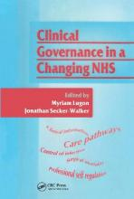 Clinical Governance in a Changing NHS