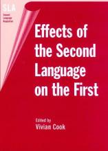 The Effects of the Second Language on the First