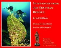 Shipwrecks from the Egyptian Red Sea