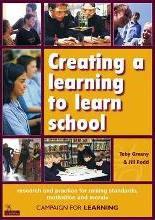 Creating a Learning to Learn School: Research