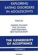 Exploring Eating Disorders in Adolescents: v. 2