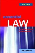 Essential Law for Information Professionals