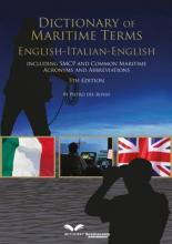 Dictionary of Maritime Terms English-Italian-English