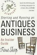 Starting and Running an Antiques Business