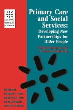 Primary Care and Social Services