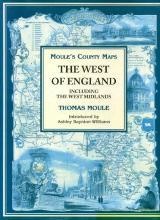 Moule's County Maps: West of England Including the West Midlands