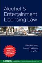 Alcohol and Entertainment Licensing Law 2000