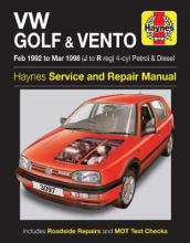 VW Golf and Vento Service and Repair Manual