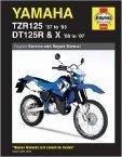 Yamaha TZR125 and DT125R Service and Repair Manual
