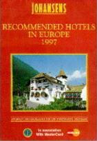 Johansens Recommended Hotels in Europe 1997
