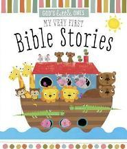 God's Little Ones: My Very First Bible Stories
