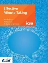 Effective Minute Taking