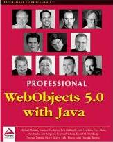 Professional WebObjects with Java