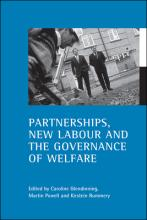 Partnerships, New Labour and the Governance of Welfare
