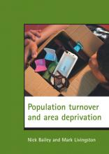 Population Turnover and Area Deprivation