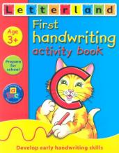 First Handwriting Activity Book