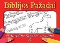 Lithuanian Colouring Book - Bible Promises