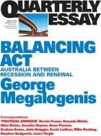Balancing Act: Australia Between Recession and Renewal