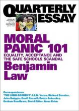 Moral Panic 101: Equality, Acceptance and the Safe Schools Scandal: QE67