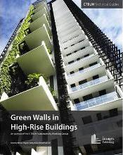 Green Walls and Vertical Vegetation in High-Rise Buildings