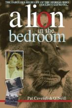 Lion in the bedroom