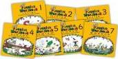 Jolly Phonics Workbooks: Books 1-7