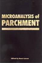 Microanalysis of Parchment