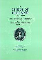 A Census of Ireland 1659