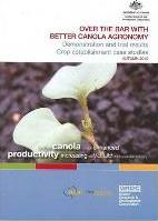Over the Bar with Better Canola Agronomy [GRDC Project Code