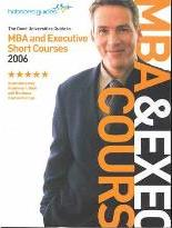 The Good Universities Guide to MBA and Executive Short Courses 2006