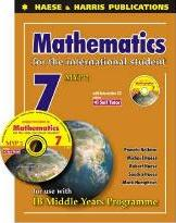 Mathematics for the International Student Year 7 MYP 2