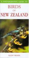 A Photographic Guide to Birds of New Zealand