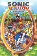 Sonic the Hedgehog Archives Volume 0