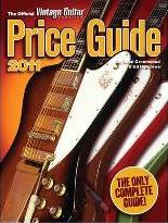Official Vintage Guitar Magazine Price Guide 2011