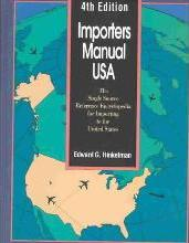 9781885073938: importers manual usa: the single source reference.