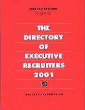 The Directory of Executive Recruiters