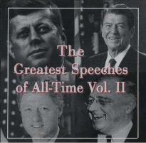 Greatest Speeches of All Time: v. 2