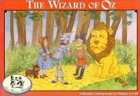 The Wizard of Oz/Coloring Book