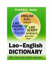 Lao-English and English-Lao Dictionary
